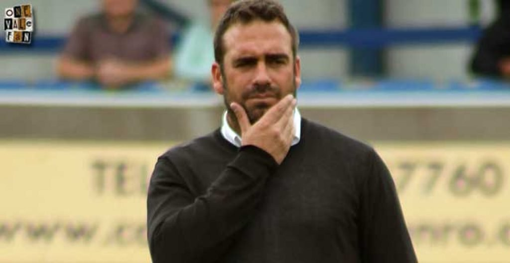 Port Vale manager Bruno Ribeiro