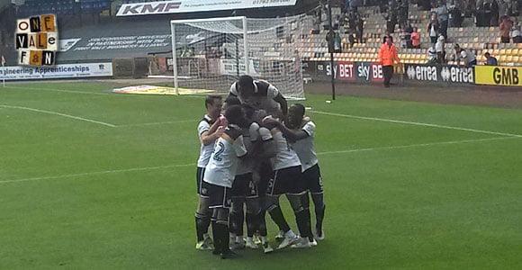 Match Report: Port Vale 2-0 Southend Utd