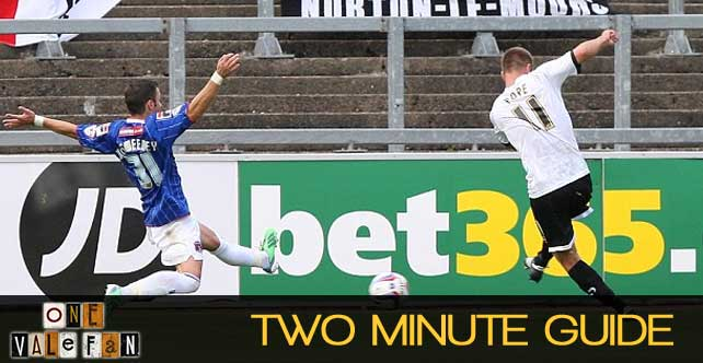 Two minute guide: Carlisle United v Port Vale
