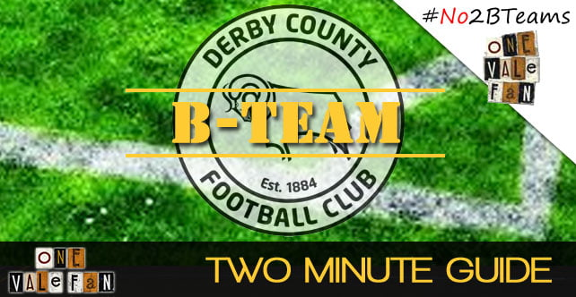 Two minute guide to: Port Vale v Derby County B