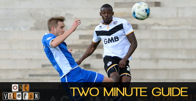 Two minute guide to: Port Vale v Rochdale
