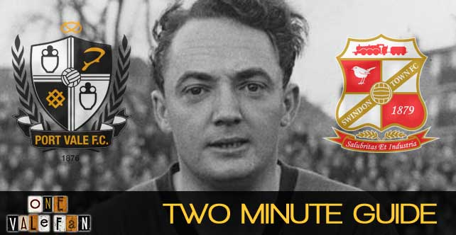 Two minute guide to: Swindon v Port Vale