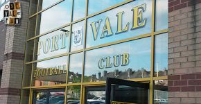 OVF wishes Port Vale FC good luck…