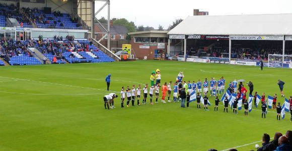 Match report: Peterborough Utd 2-2 Port Vale
