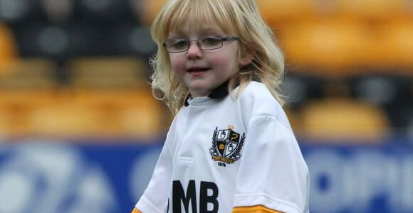 Can you donate any Port Vale items to help Skye?