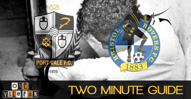 Two minute guide to Bristol Rovers