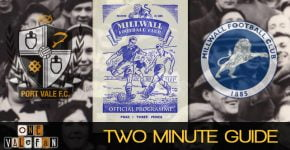 Two minute guide to: Port Vale v Milwall