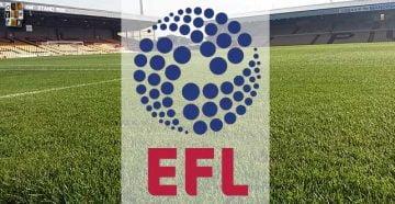 The EFL logo