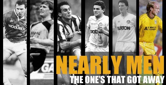 Nearly men 7-12: the rocky transfer route to Ron Futcher…