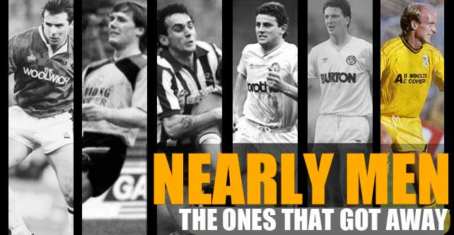 Nearly men 7-12: the rocky transfer route to Ron Futcher…