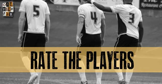 Rate the players: Port Vale 1-0 Stevenage