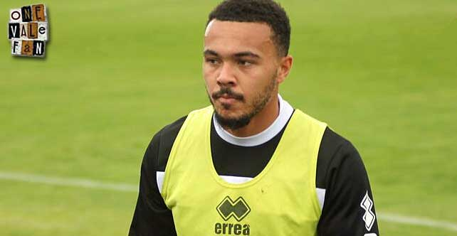 Remie Streete says Vale need to force the pace early on