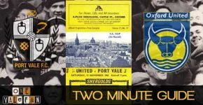 Two minute guide to: Port Vale vs Oxford Utd