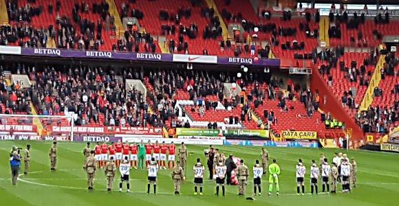 Match report: Charlton 2-0 Port Vale