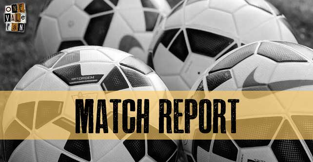 Match Report: Blackpool 0-1 Port Vale