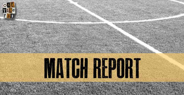 Match Report: Port Vale 0-4 Burton