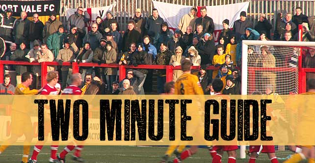 Two minute guide to: Doncaster v Port Vale