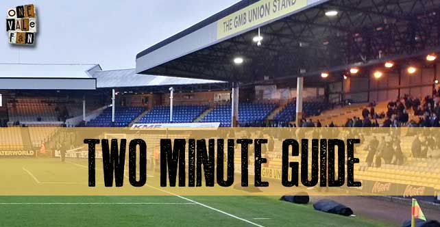 Two minute guide to: Wycombe