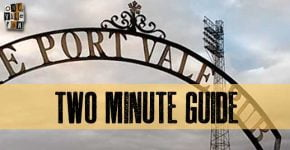 Two minute guide to: Port Vale v Bolton