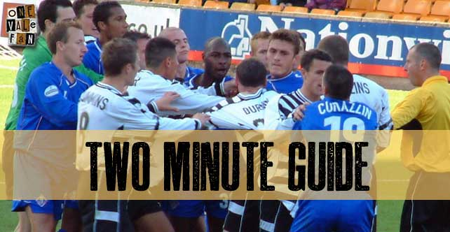 Two minute guide to: Oldham v Port Vale