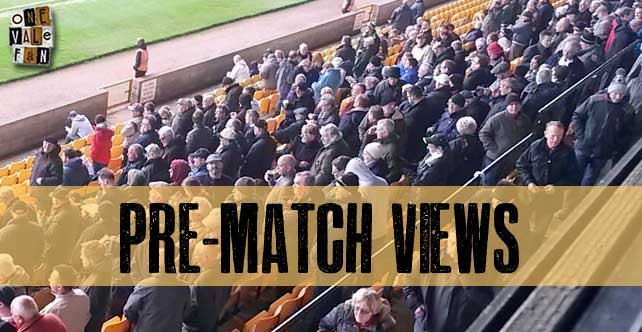 Pre-match views: Port Vale v Stevenage