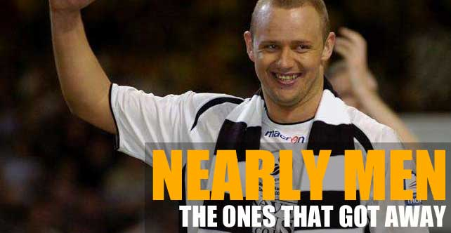 Nearly Men - Lee Trundle