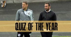 The OVF Port Vale quiz of the year