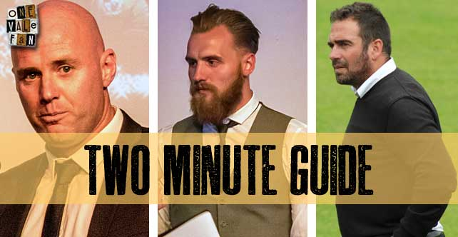 Two minute guide to: 2016