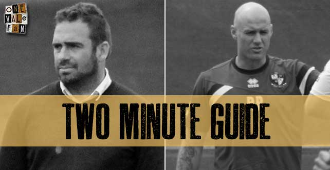 Two minute guide to: Port Vale v Northampton Town