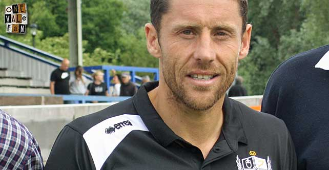 Michael Brown praises Port Vale's second-half desire to win
