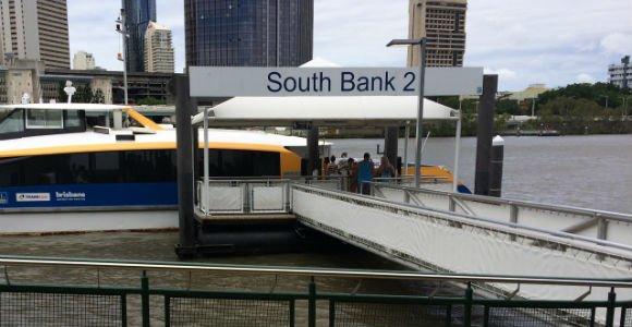 South Bank pier