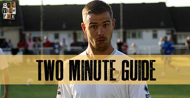 Two minute guide to: Port Vale v Bury