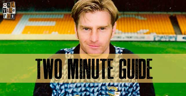 Two minute guide to: Scunthorpe United v Port Vale