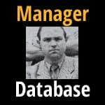 Stats and profiles of every manager