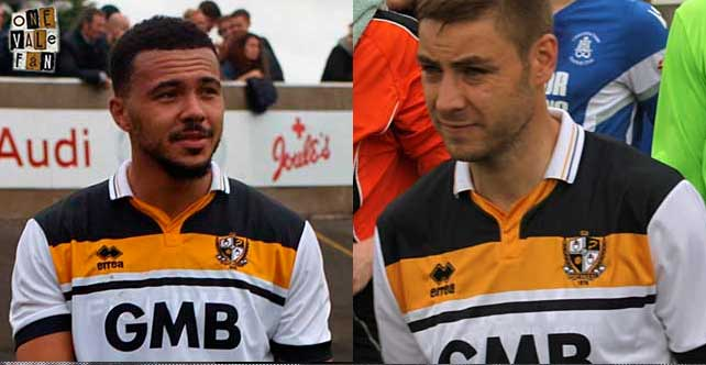 Chairman says Port Vale is in contract talks with key duo