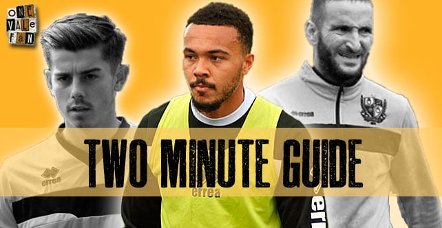 Two minute guide to: Millwall v Port Vale