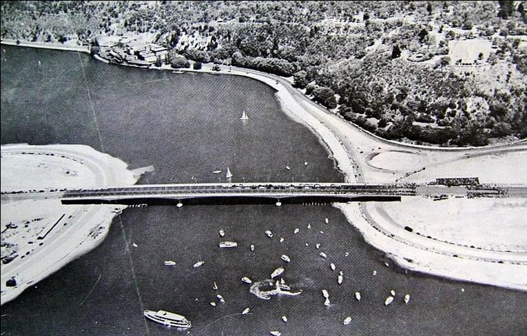 1960-9 - Narrows Bridge, Perth WA