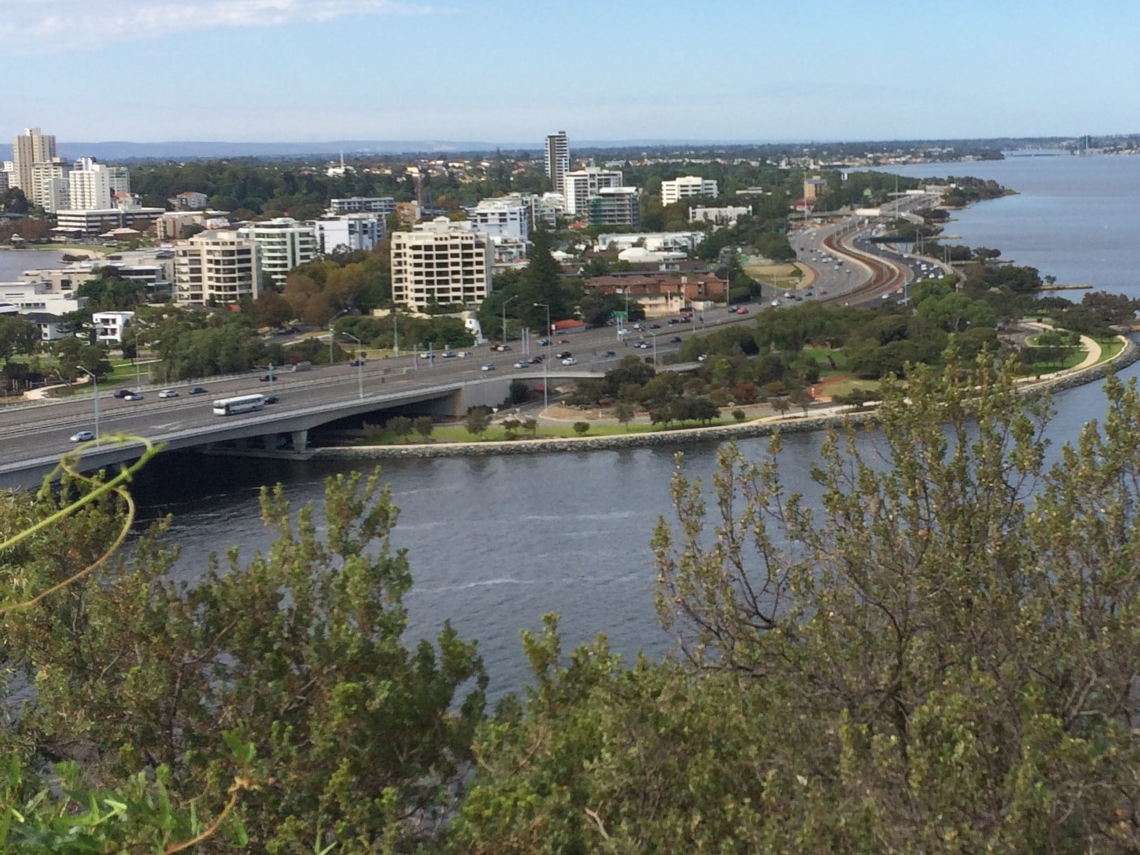 2017-1 - Narrows Bridge, Perth WA