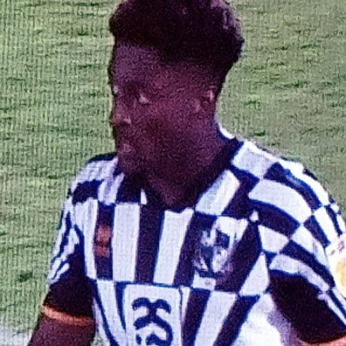 Port Vale player Devante Rodney