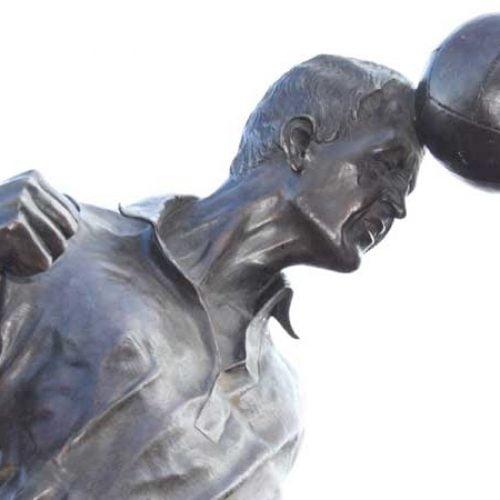 Roy Sproson statue
