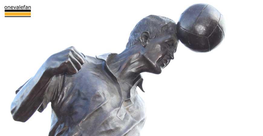 Roy Sproson statue at Vale Park