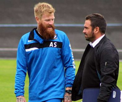 Andy Smith and Bruno Ribeiro