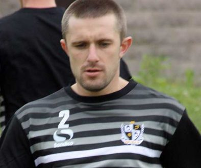 Port Vale defender Adam Yates
