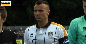 Port Vale midfielder Antony Kay- AS Photos