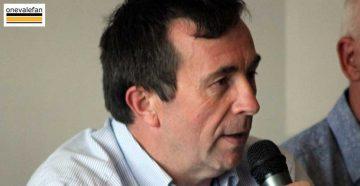 Port Vale CEO Colin Garlick - AS Photos