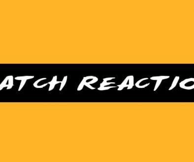 match-reaction