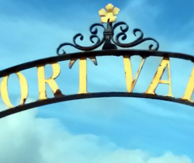 Port Vale sign