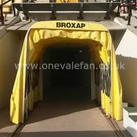 Vale Park tunnel