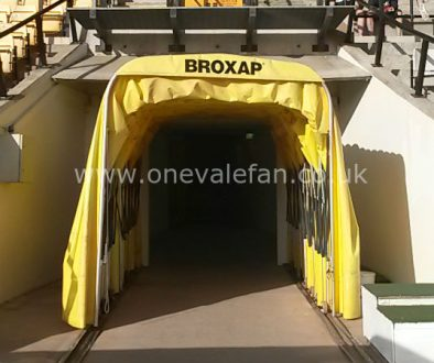 Vale Park tunnel