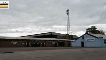 View of Vale Park
